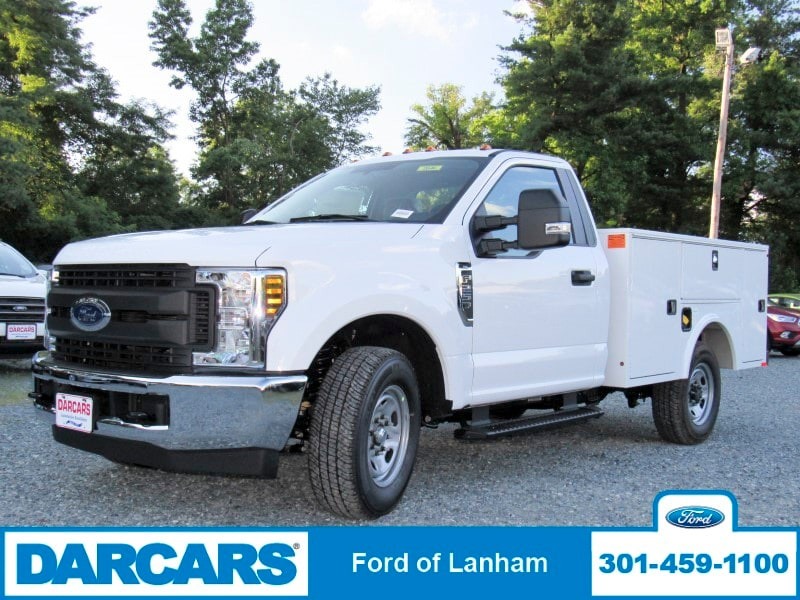 2018 F-250 Regular Cab 4x2,  Knapheide Service Body #287228 - photo 3