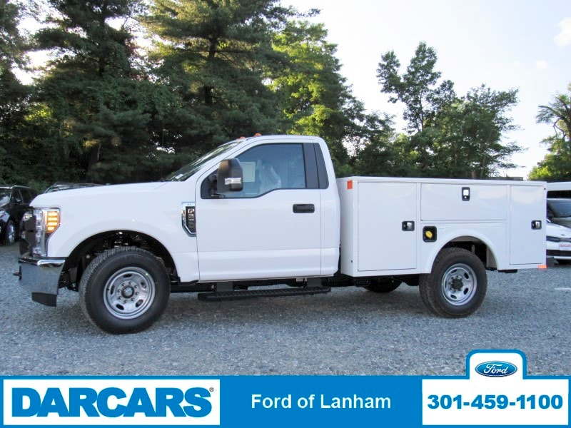 2018 F-250 Regular Cab 4x2,  Knapheide Service Body #287228 - photo 4