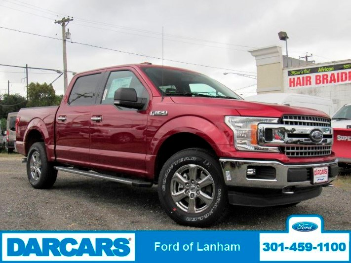 2018 F-150 SuperCrew Cab 4x4,  Pickup #287234 - photo 20