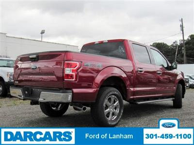 2018 F-150 SuperCrew Cab 4x4,  Pickup #287234 - photo 2