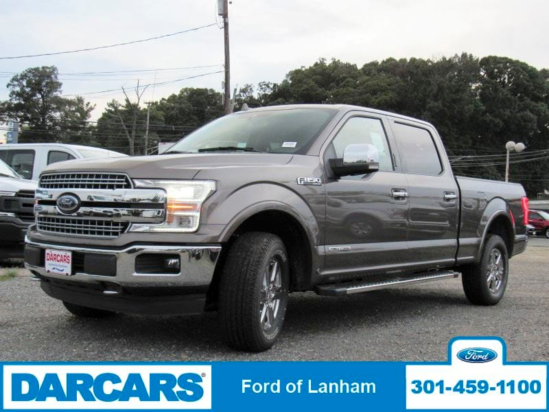 2018 F-150 SuperCrew Cab 4x4,  Pickup #287238 - photo 3