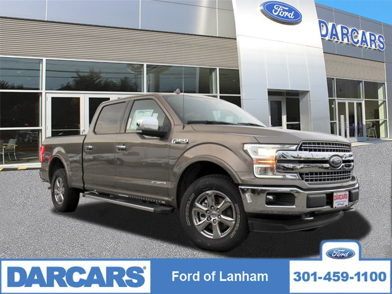 2018 F-150 SuperCrew Cab 4x4,  Pickup #287238 - photo 1