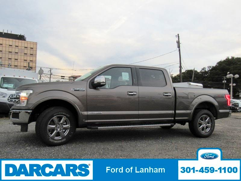 2018 F-150 SuperCrew Cab 4x4,  Pickup #287238 - photo 4