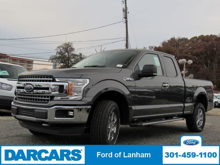 2018 F-150 Super Cab 4x4,  Pickup #287255 - photo 3