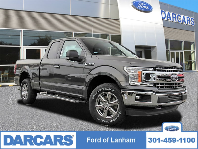 2018 F-150 Super Cab 4x4,  Pickup #287255 - photo 1