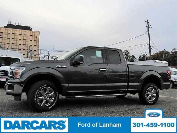 2018 F-150 Super Cab 4x4,  Pickup #287255 - photo 4