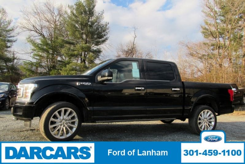 2018 F-150 SuperCrew Cab 4x4,  Pickup #287263 - photo 4