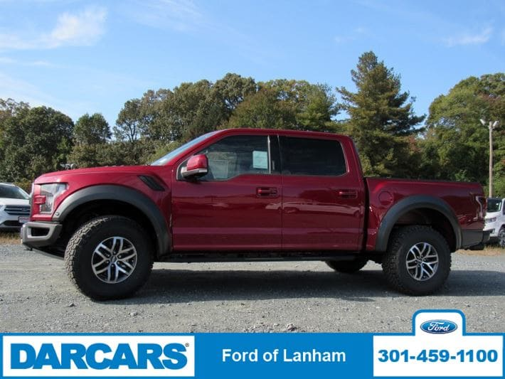 2018 F-150 SuperCrew Cab 4x4,  Pickup #287272 - photo 4