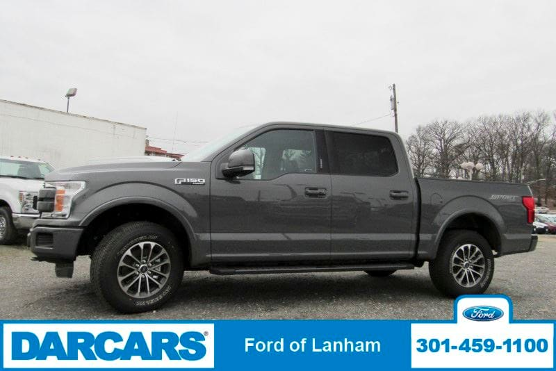 2018 F-150 SuperCrew Cab 4x4,  Pickup #287280 - photo 4