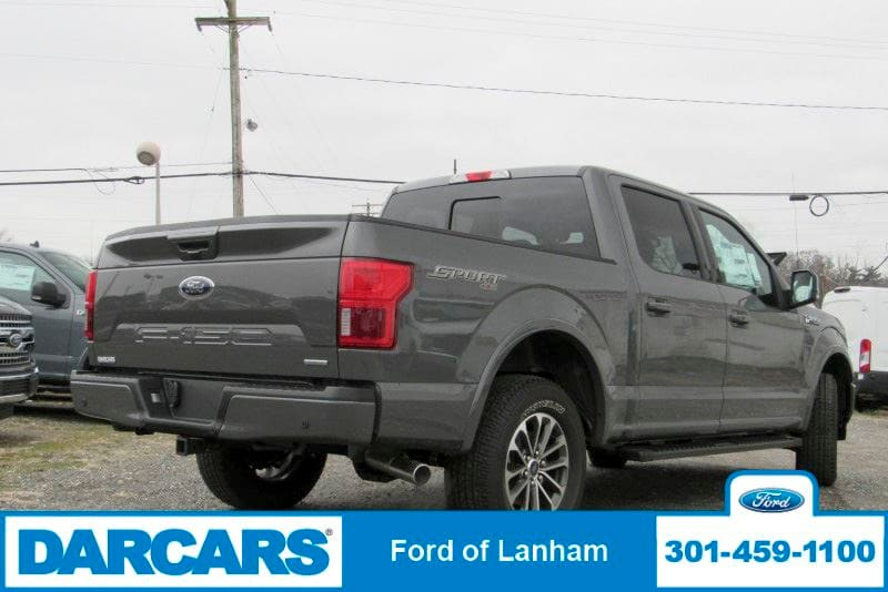 2018 F-150 SuperCrew Cab 4x4,  Pickup #287280 - photo 2