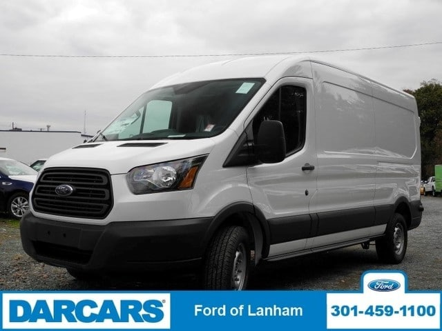 2018 Transit 250 Med Roof 4x2,  Empty Cargo Van #287500 - photo 3
