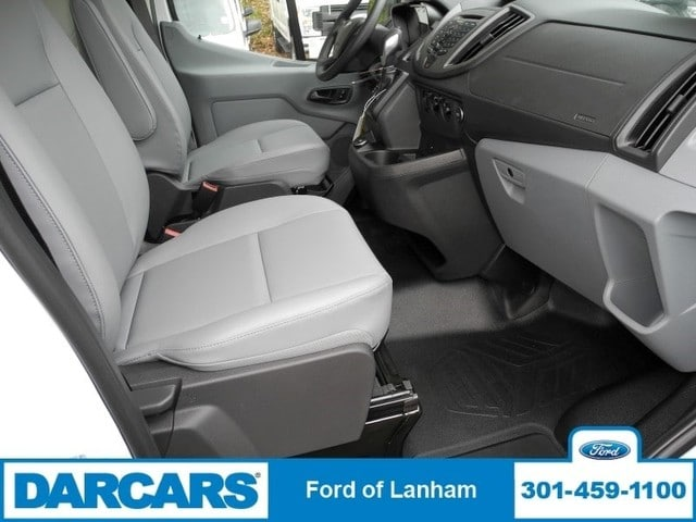 2018 Transit 250 Med Roof 4x2,  Empty Cargo Van #287500 - photo 7