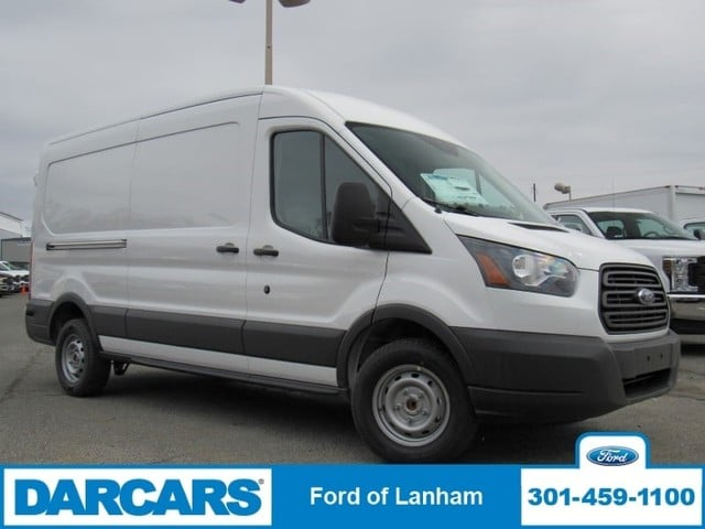 2018 Transit 250 Med Roof 4x2,  Empty Cargo Van #287507 - photo 3