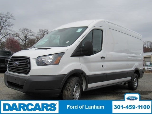 2018 Transit 250 Med Roof 4x2,  Empty Cargo Van #287507 - photo 4
