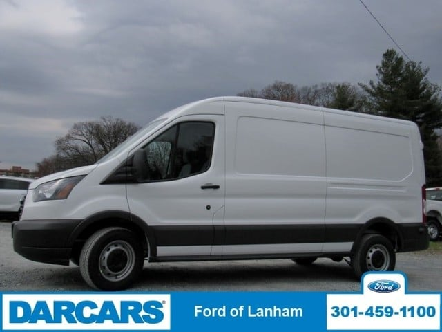 2018 Transit 250 Med Roof 4x2,  Empty Cargo Van #287511 - photo 4