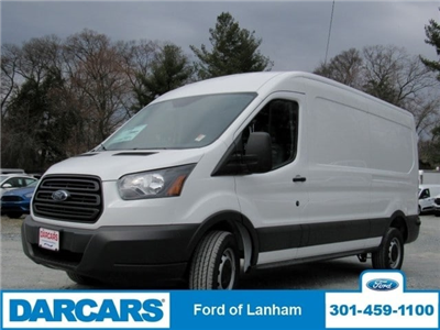 2018 Transit 250 Med Roof 4x2,  Empty Cargo Van #287511 - photo 3