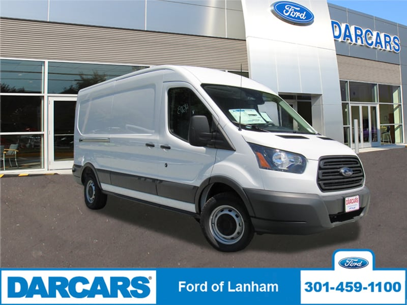 2018 Transit 250 Med Roof 4x2,  Empty Cargo Van #287526 - photo 1