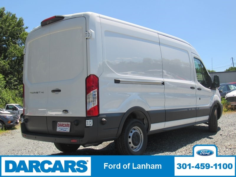 2018 Transit 250 Med Roof 4x2,  Empty Cargo Van #287526 - photo 4