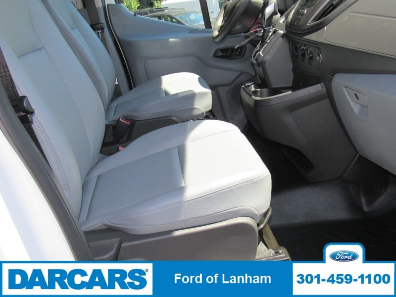 2018 Transit 250 Med Roof 4x2,  Empty Cargo Van #287526 - photo 8
