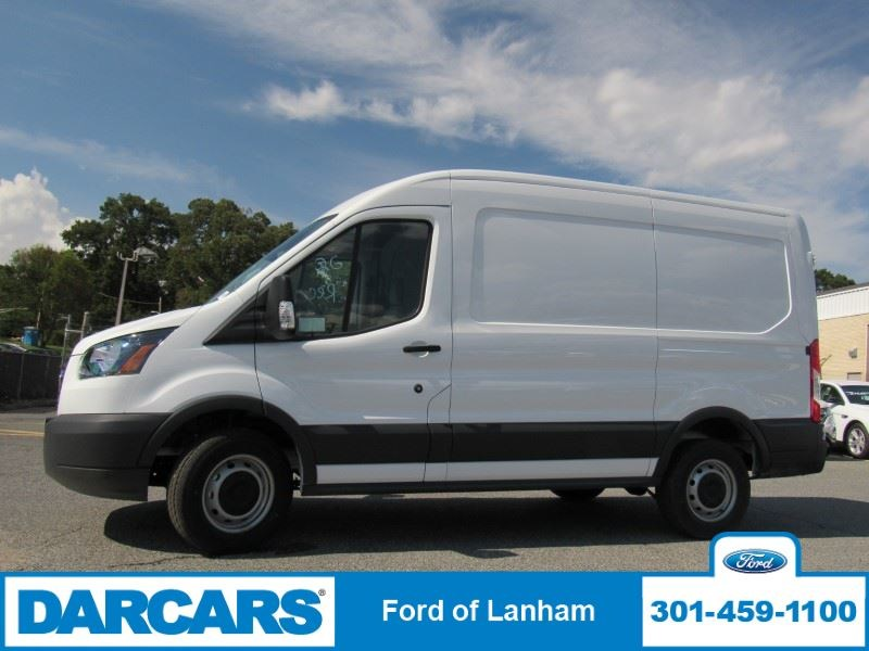 2018 Transit 250 Med Roof 4x2,  Empty Cargo Van #287528 - photo 4