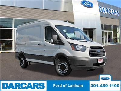 2018 Transit 250 Med Roof 4x2,  Empty Cargo Van #287528 - photo 1