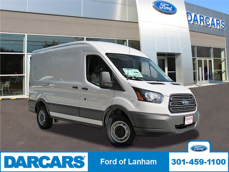 2018 Transit 250 Med Roof 4x2,  Empty Cargo Van #287532 - photo 1