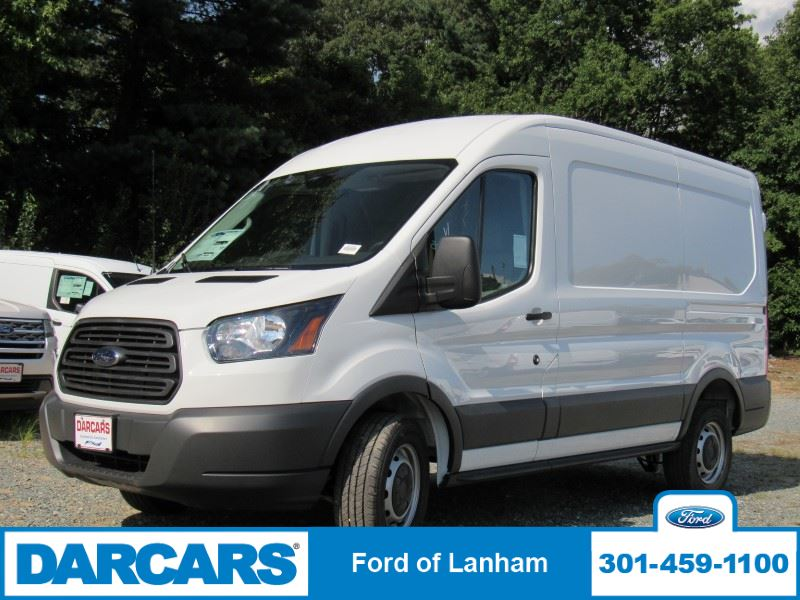 2018 Transit 250 Med Roof 4x2,  Empty Cargo Van #287532 - photo 3