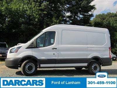 2018 Transit 250 Med Roof 4x2,  Empty Cargo Van #287532 - photo 4