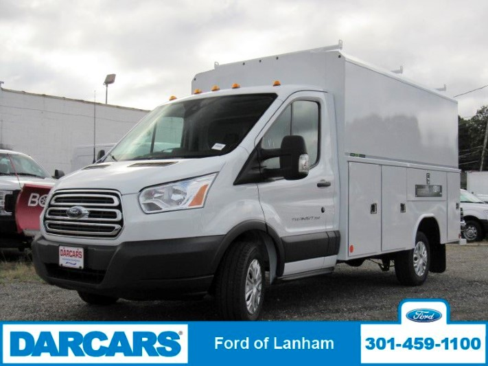 2018 Transit 350 4x2,  Service Utility Van #287550 - photo 3
