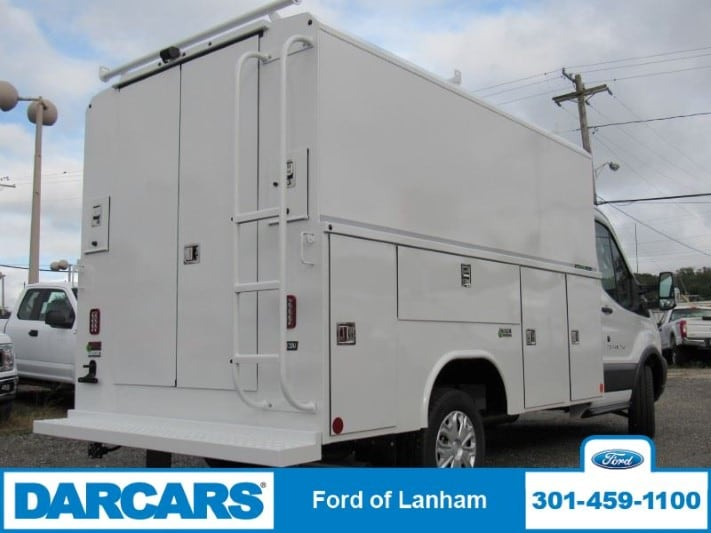 2018 Transit 350 4x2,  Service Utility Van #287550 - photo 2