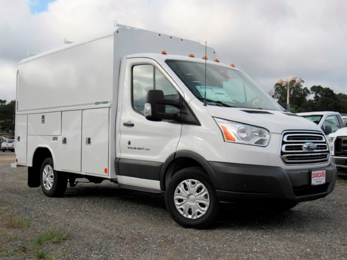 2018 Transit 350 4x2,  Service Utility Van #287550 - photo 22