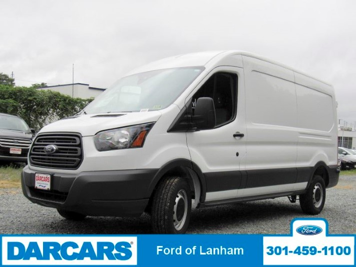 2018 Transit 250 Med Roof 4x2,  Empty Cargo Van #287553 - photo 3