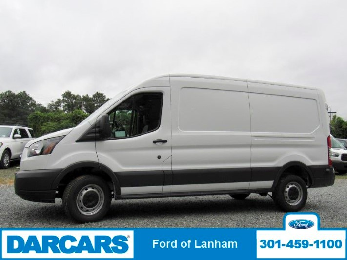 2018 Transit 250 Med Roof 4x2,  Empty Cargo Van #287553 - photo 4