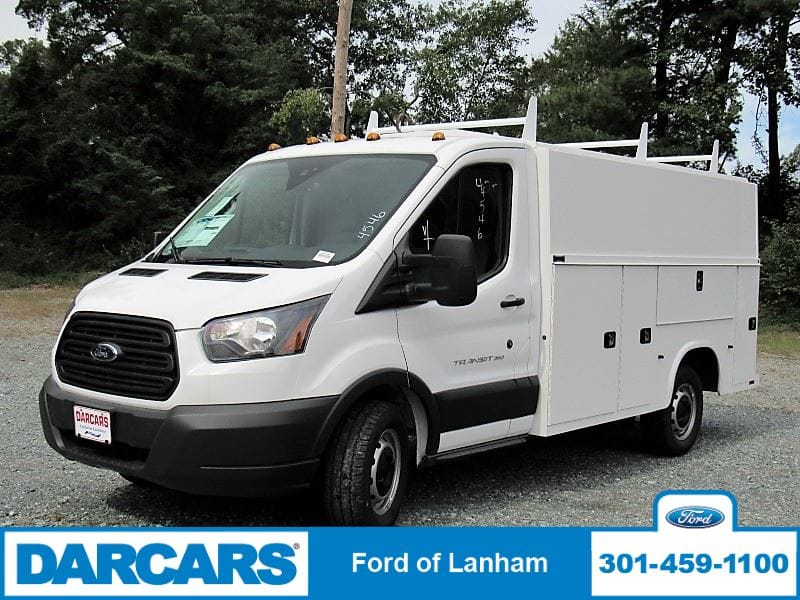 2018 Transit 350 4x2,  Service Utility Van #287554 - photo 3