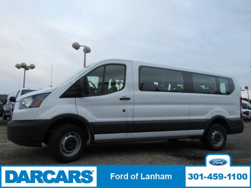 2018 Transit 350 Low Roof 4x2,  Passenger Wagon #287560 - photo 4