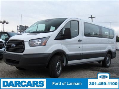 2018 Transit 350 Low Roof 4x2,  Passenger Wagon #287560 - photo 3
