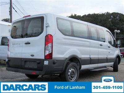 2018 Transit 350 Low Roof 4x2,  Passenger Wagon #287560 - photo 2