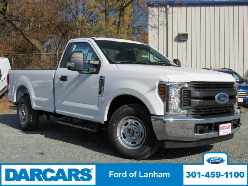 2019 F-250 Regular Cab 4x2,  Pickup #297064 - photo 19