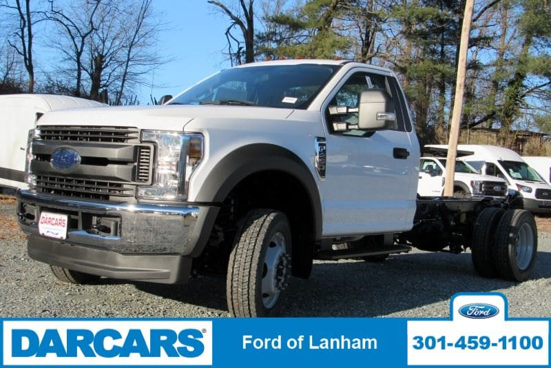 2019 F-450 Regular Cab DRW 4x4,  Cab Chassis #297065 - photo 3
