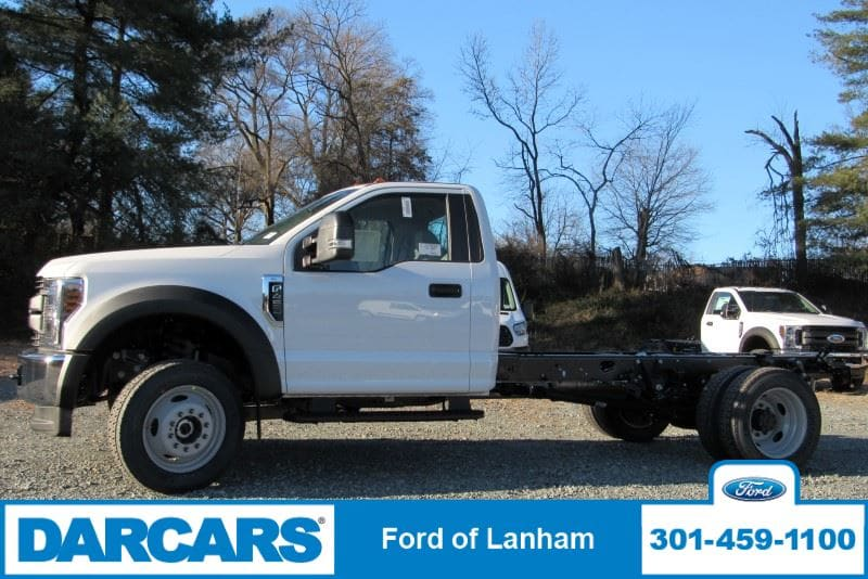 2019 F-450 Regular Cab DRW 4x4,  Cab Chassis #297065 - photo 4