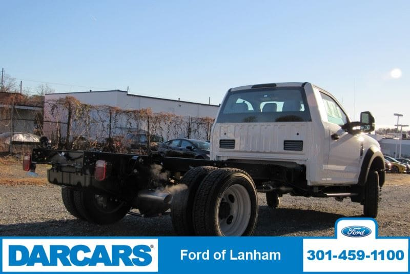 2019 F-450 Regular Cab DRW 4x4,  Cab Chassis #297065 - photo 2