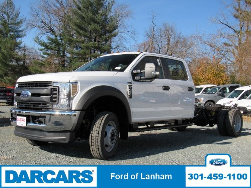 2019 F-450 Crew Cab DRW 4x4,  Cab Chassis #297068 - photo 1