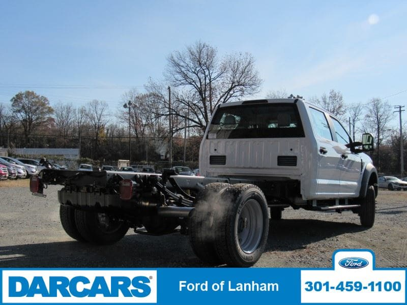 2019 F-450 Crew Cab DRW 4x4,  Cab Chassis #297068 - photo 2