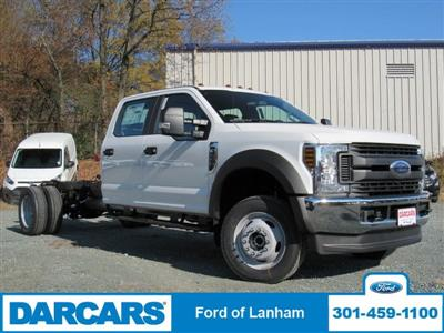 2019 F-450 Crew Cab DRW 4x4,  Cab Chassis #297068 - photo 21