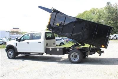 2019 F-450 Crew Cab DRW 4x4,  PJ's Landscape Dump #297068 - photo 5