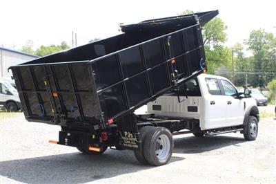 2019 F-450 Crew Cab DRW 4x4,  PJ's Landscape Dump #297068 - photo 6