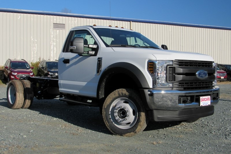 2019 F-450 Regular Cab DRW 4x4,  Cab Chassis #297069 - photo 18