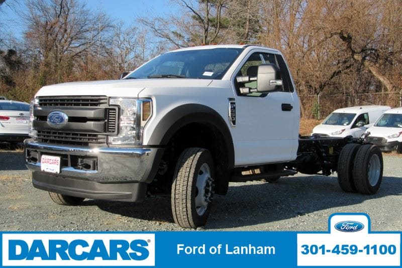 2019 F-450 Regular Cab DRW 4x4,  Cab Chassis #297069 - photo 3