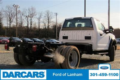 2019 F-450 Regular Cab DRW 4x4,  Cab Chassis #297069 - photo 2