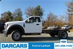 2019 F-450 Regular Cab DRW 4x4,  Cab Chassis #297069 - photo 4